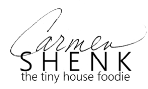 Signature Tiny House Foodie logo