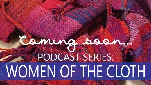 women of the cloth coming soon